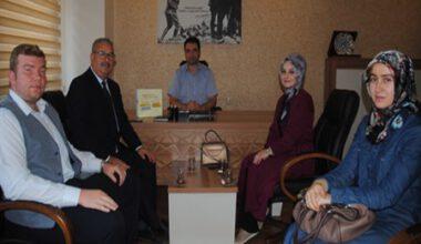 Ayza Eğitim Kurumları'ndan ABYD'de ziyaret
