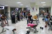 Çay'da spor eğitimleri devam ediyor