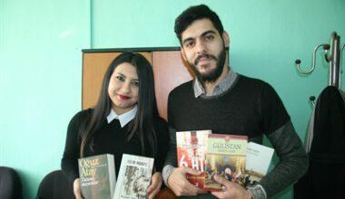Hastanelere kütüphane kurulacak – Kocatepe Gazetesi