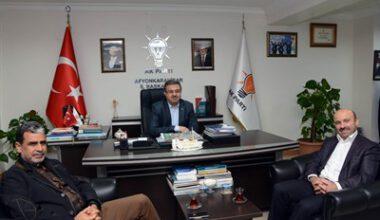 Bakan Eroğlu'na Konyalı yardımcı – Kocatepe Gazetesi