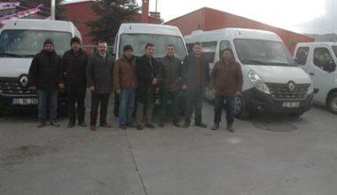 YÜNTAŞ, Renault Master kullanacak – Kocatepe Gazetesi