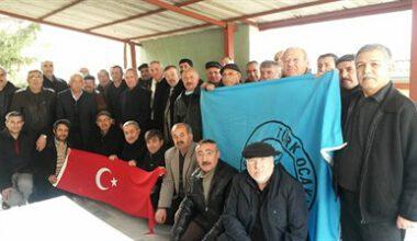 Türk Ocağı Genel Kurulu yapıldı