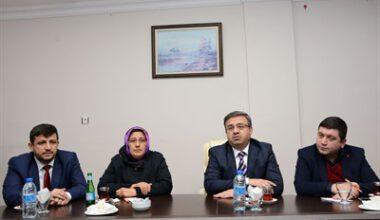 AK Parti Yönetimi, Bolvadin'de toplandı