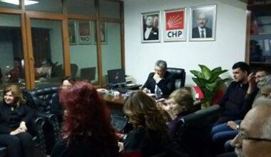 CHP'de görev dağılımı yapıldı – Kocatepe Gazetesi