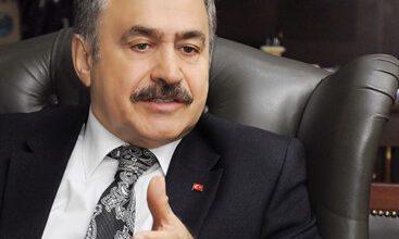 Bakan Eroğlu, memleketine geliyor – Kocatepe Gazetesi