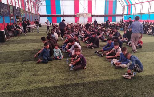 Afganlar  aşure etkinliğinde buluştu