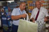 Afyon'da plastik poşet kullanımı yüzde 80 azaldı