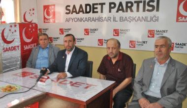 """""""Gazlıgöl ve Heybeli AK Partili olmayan Başkanlar nedeniyle mi turizm bölgesinden çıkarıldı?"""""""