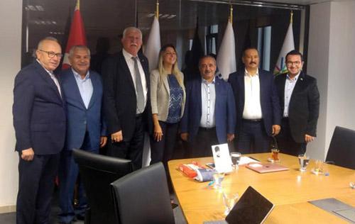 İscehisar Belediyesi İzmir Fuarında yeniden stant açacak