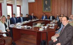 Adliye'de kalite  yönetim toplantısı yapıldı