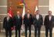 Afyonkarahisar heyeti  Hisarcıklıoğlu'nu ziyaret etti