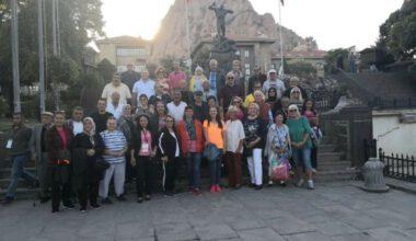 Kamp ve karavancılar Afyon'da buluştu