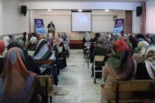 Kur'an kursu  öğretcilerine konferans verildi