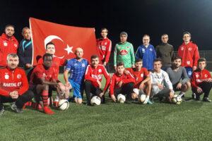 Mahmutköyü'nden Mehmetçik'e destek
