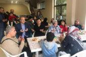 Otizm Derneği üyeleri  faaliyetlerini masaya yatırdı