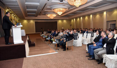 Seramik Kongresi'ne AKÜ ev sahipliği yaptı