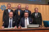 Serteser, EUROCHAMBRES Genel Kurulu'na katıldı
