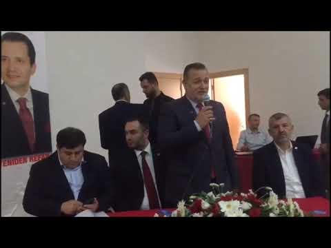 """""""Yeniden Refah'la Afyon'da yeni siyaset sayfası açıldı"""""""