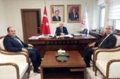 Çöl, projelerine Ankara'dan destek istedi