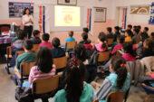 Öğrencilere sağlık semineri verildi