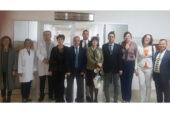 AFSÜ Hastanesi Rus turizm heyetini ağırladı