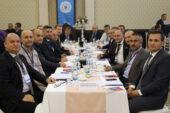 AFSÜ yöneticileri ADIM  Üniversiteleri toplantısına katıldı