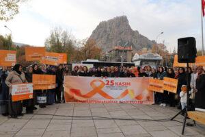 AK Kadınlar'dan  Diyarbakır Annelerine destek