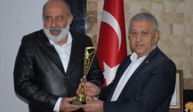 """Afyon'a """"2019 Yılı En İyi Pist Ödülü"""""""