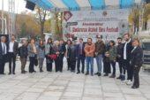 """Afyon'da Ebru """"Aşkı"""" başladı"""
