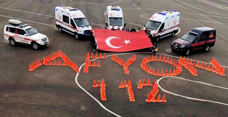 Ambulans şoförlerine eğitim verildi