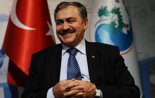 """""""AKÜ ve AFSÜ'yü dünyanın sayılı  üniversiteleri haline getireceğiz"""""""