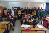Gençler Kars'ı gezdi