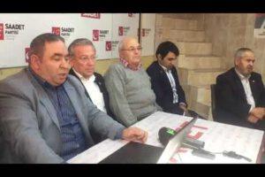 SP'den yeni bir toplumsal sözleşme teklifi