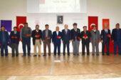 Kıbrıs Gazilerine madalyaları törenle verildi