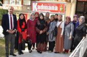 Kadınlar Meclisi, şehit ve gazi eşleriyle buluştu