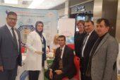 Park Afyon'da diyabet standı açıldı