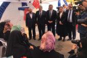 """Yurdunuseven'den """"Diyarbakır annelerine"""" ziyaret"""
