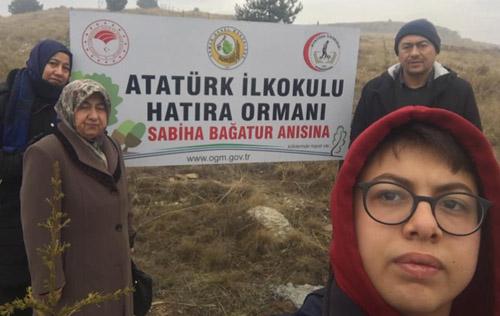 Atatürk İ.O'dan örnek vefa