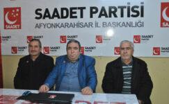 """""""Bu dönemin bakanları ve milletvekilleri evlere şenlik"""""""
