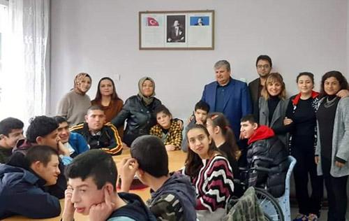 Engelliler Günü'ne özel ziyaret