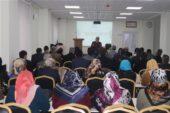 Gençlere yönelik projeler ele alındı