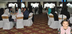"""Muhacir-Ensar'dan """"insan  hakları ve kadın"""" temalı buluşma"""
