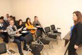Personele resmi yazışma kuralları eğitimi verildi