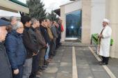 Prof. Dr. Murat Tosun için AFSÜ'de tören düzenlendi