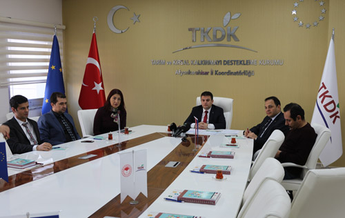 TKDK Afyon'da  320 milyon lira hibe dağıtacak