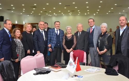 Şuhutlular İstanbul'da buluştu