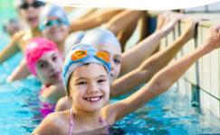7-14 yaş arasındaki yüzücüler belirlenecek