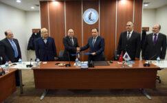 AKÜ ile Megabirlik iş birliği protokolü imzaladı