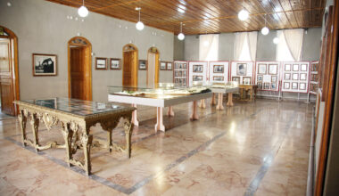Atatürk'ün Karargâhı yeniden restore edilecek