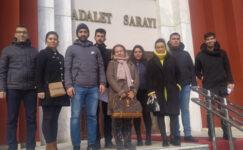Emirdağ Belediyesi'nin eski  çalışanları haklarını arıyor